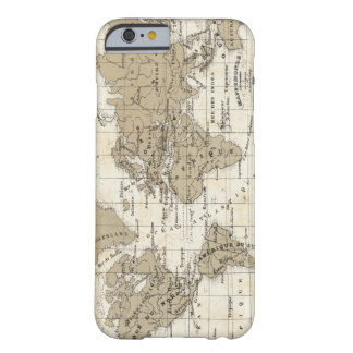 Mappemonde Barely There iPhone 6 Case