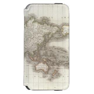 Mappemonde - Globe map Incipio Watson™ iPhone 6 Wallet Case