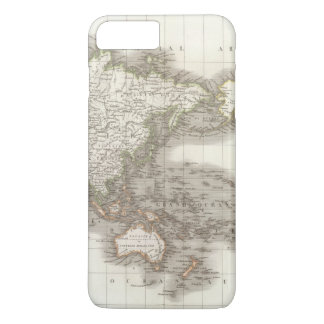Mappemonde - Globe map iPhone 8 Plus/7 Plus Case