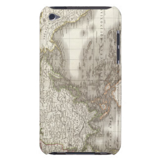 Mappemonde - Globe map iPod Touch Cover