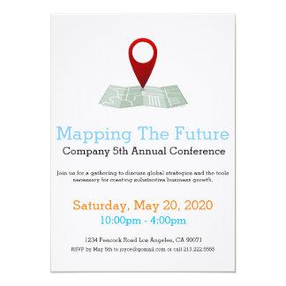 Mapping The Future Conference Invitation