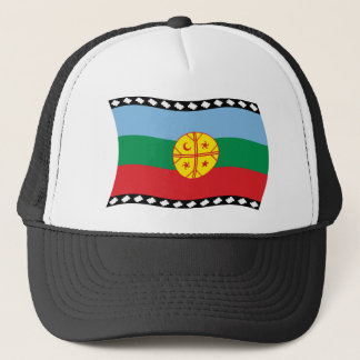 Mapuches Flag Hat