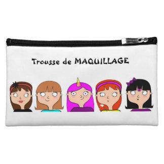 Maquillage Miss trusses Makeup Bag