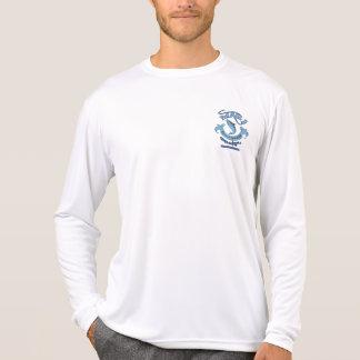 Mar1 Sport Fishing Shut Up and Fish Dry fit long T-Shirt