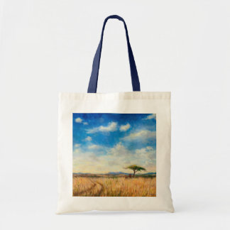 Mara Landscape 2012 Budget Tote Bag