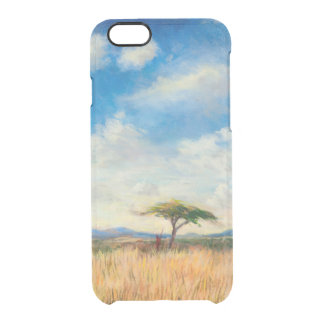 Mara Landscape 2012 Clear iPhone 6/6S Case