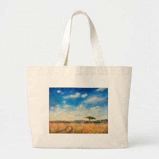 Mara Landscape 2012 Large Tote Bag