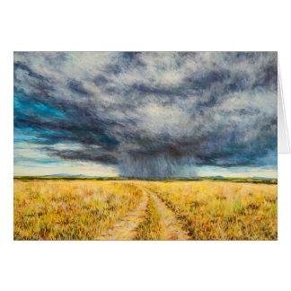 Mara Storm 2012 Card