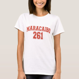 Maracaibo 261 Ladies Baby Doll (Fitted) T-Shirt