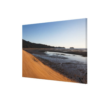Marahau is the starting point for Abel Tasman Canvas Print