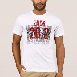 Marathon 26.2 Custom Name T-Shirt