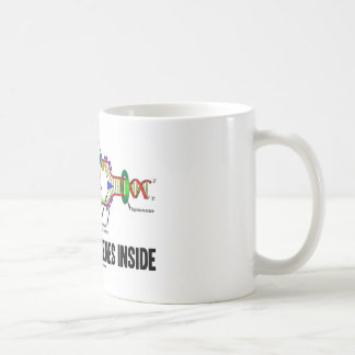 Marathon Genes Inside (DNA Replication) Coffee Mug