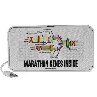 Marathon Genes Inside DNA Replication Portable Speakers