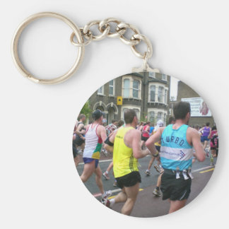 Marathon in London 2010 Key Ring