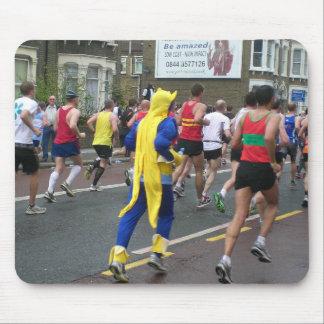 Marathon in London 2010 Mouse Pad