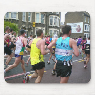 Marathon in London 2010 Mouse Pad