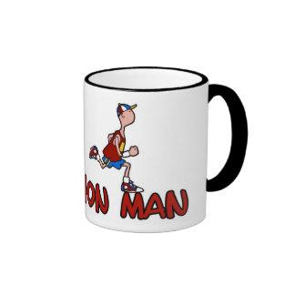 marathon man mug