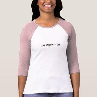 marathon mum t shirts