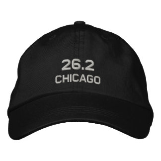 Marathon Race Custom Personalized Runner Embroidered Hats