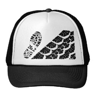 Marathon Runner Trucker's Hat