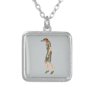 Marathon Sprinter Runner Greyhound Racing Custom Jewelry