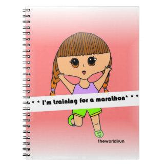 Marathon Training Notebook #1