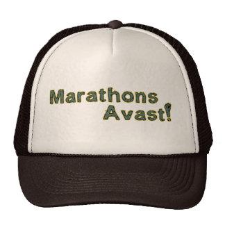 Marathons Avast! Official Hat