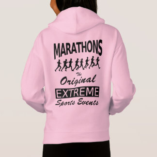 MARATHONS, the original extreme sports events