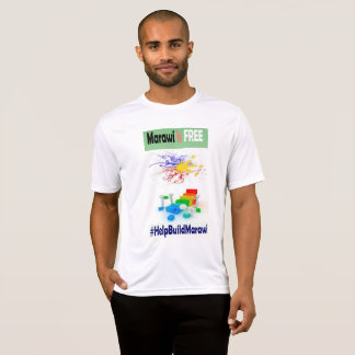 Marawi Philippines is Free T-Shirt