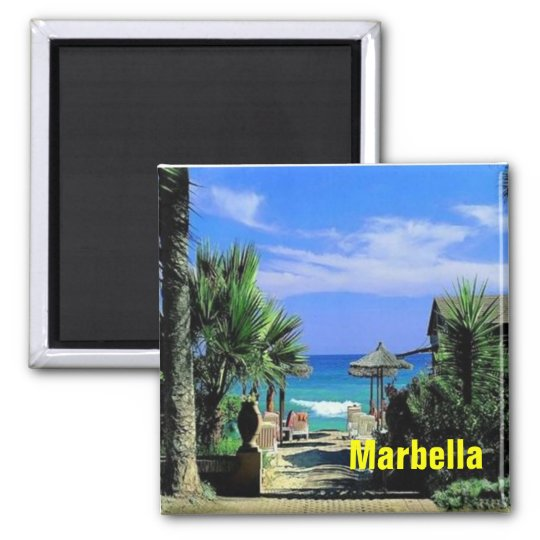 Marbella magnet