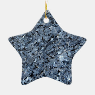 Marble abstract background design christmas ornament