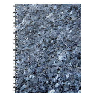 Marble abstract background design notebook