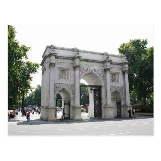 Marble Arch, London Postcard