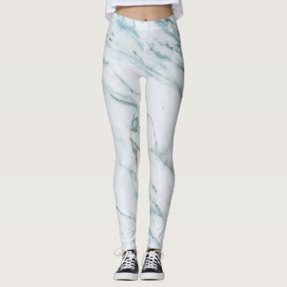 Marble Background Leggings