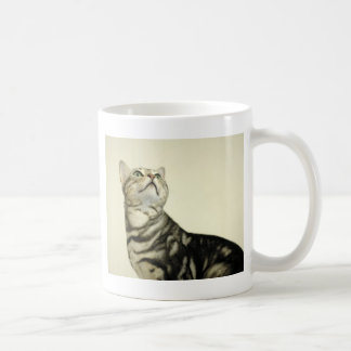 Marble Bengal Cat Coffee Mug