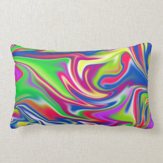 Marble Bubble Gum Candy, Lumbar Cushion