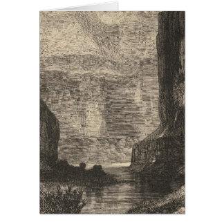 Marble Canyon Greeting Card