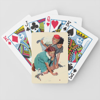 Marble Champion Bicycle Playing Cards