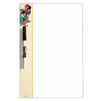 Marble Champion Dry Erase White Board