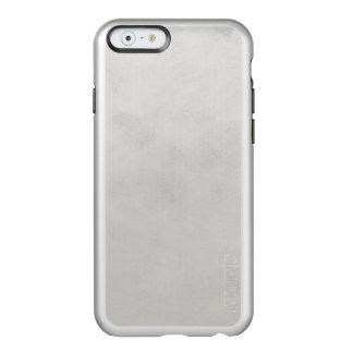 Marble Cream Background Grey Plaster Texture Incipio Feather® Shine iPhone 6 Case