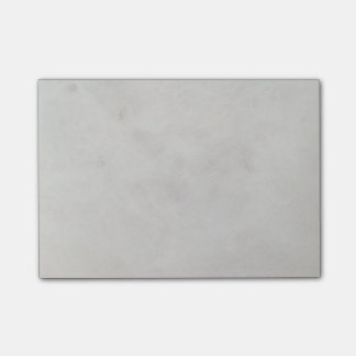 Marble Cream Background Grey Plaster Texture Post-it Notes