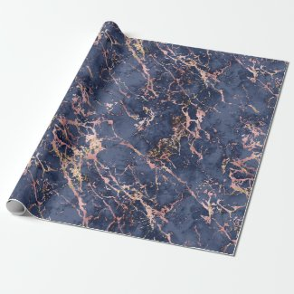 Marble decorative effect  on  wrapping paper
