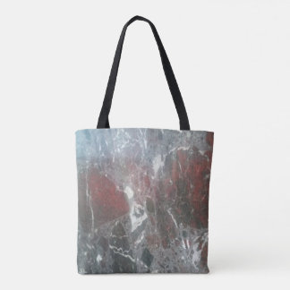 Marble effect bag