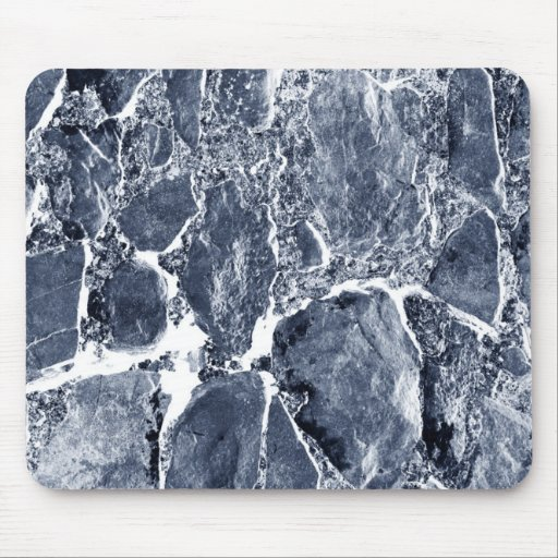 Marble effect mouse pads