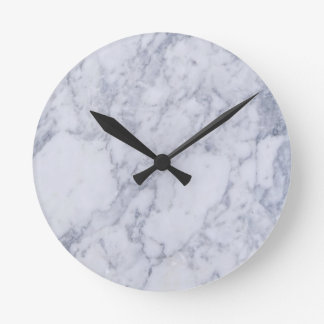 Marble Finish Clock