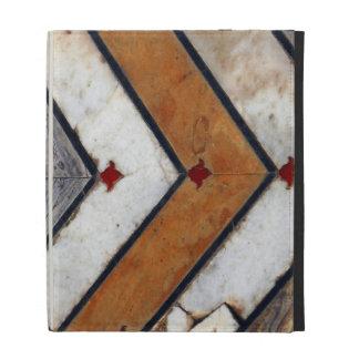 Marble Floor at Agra Fort iPad Folio Cases