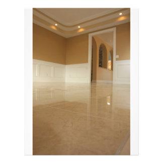 Marble Floor Flyer