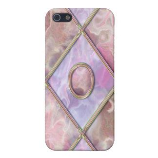 Marble & Glass Argyle iPhone 5/5S Case