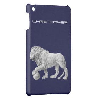 Marble Lion iPad Mini Case Template