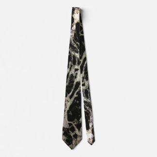 Marble- mare verde tie